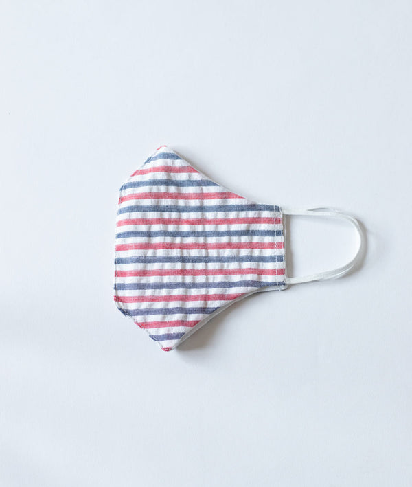 Anti Pollution Masks - White Striped