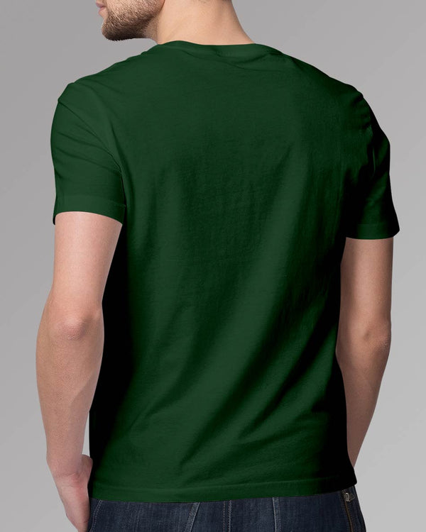 100% Premium Combed Cotton - Men's tshirt