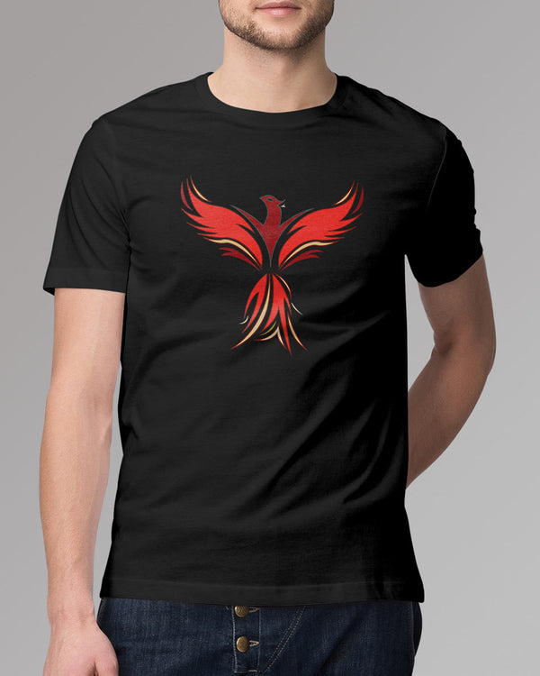 Phoenix - Men's T-shirt, Art, graphic printed, bird art