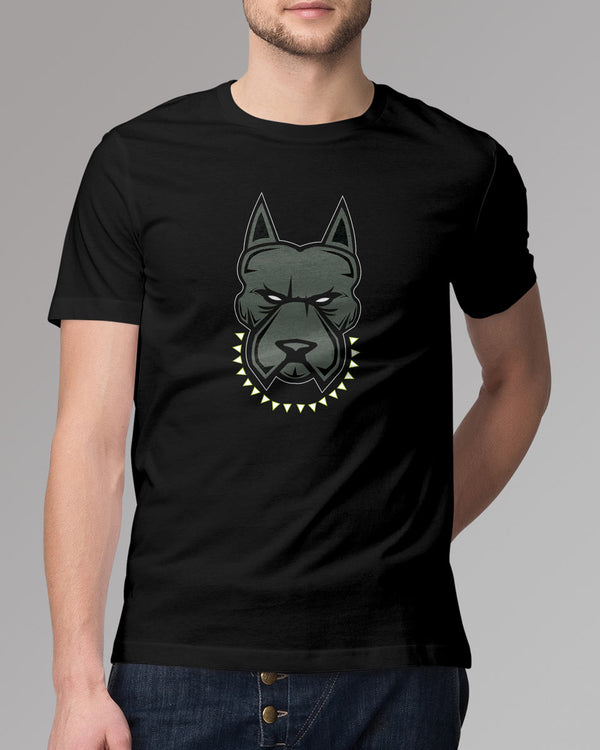 Dog - Men's T-shirt, Pup graphic printed