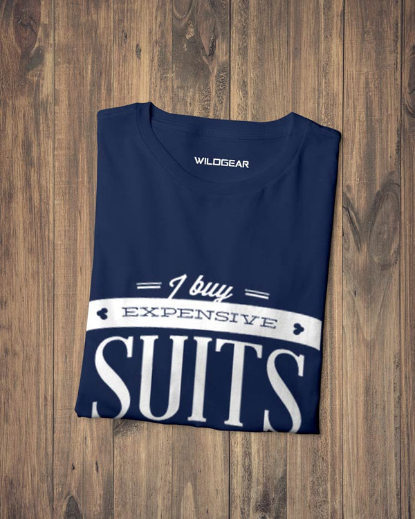 Folded - Classy Exlusive T-Shirt by Alloons, all day wear