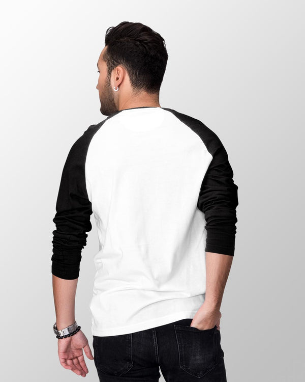 Born to Ride - Men's Raglan