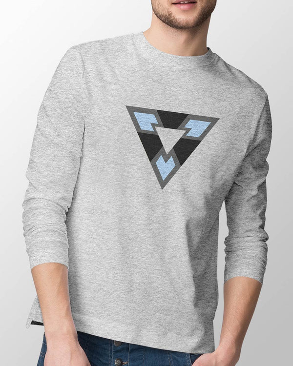 Trigeometry - Men's Long sleeve T-shirt