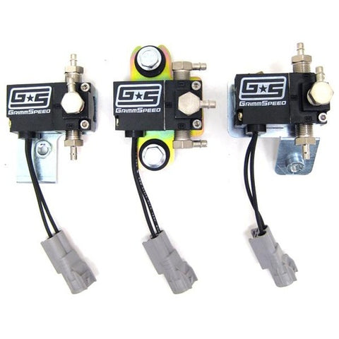 GrimmSpeed 3 Port Boost Solenoid EVO 7-9