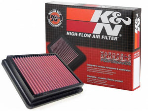 K&N High Flow Air Filter (WRX/STI 08-16)