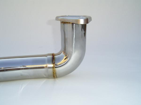 Invidia Front/Down Pipe Exhaust EVO 7-9 CT9A