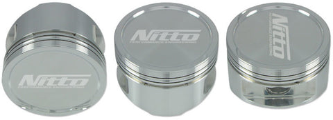 Nitto JE Forged Pistons Evo X 4B11