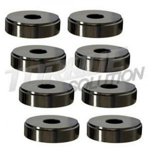 Torque Solution Shifter Base Bushing Kit EVO 5-9
