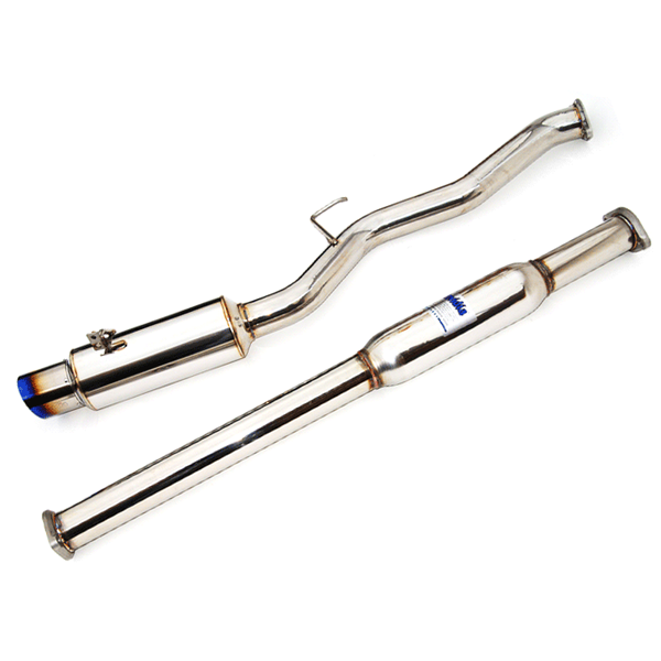 Invidia N1 Cat Back Exhaust EVO 7-9 CT9A