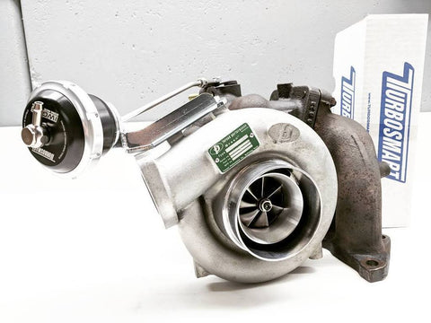 Forced Performance FP Green MHI 73HTZ EVO 9 Stock Frame Turbocharger
