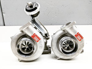 Forced Performance FP Red MHI 76HTZ EVO 9 Stock Frame Turbocharger
