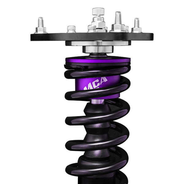MCA Street Performance Coilover Kit EVO 10