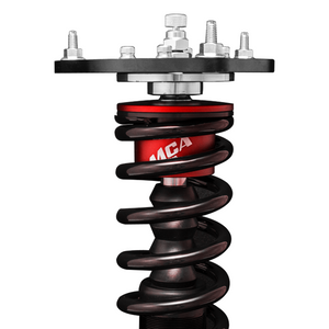 MCA Red Coilover Kit EVO 10