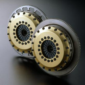 Mitsubishi Evo 4-9 R2CD Twin Plate Clutch by OS Giken