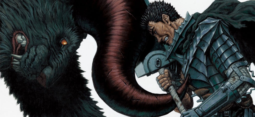 Berserk : The Game of Thrones of manga? | Sheepbay