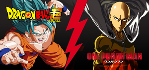 Dragon Ball Vs One Punch man | Sheepbay