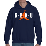 Hooded Sweatshirt Dragon Ball Air Goku - Sheepbay