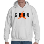 Hooded Sweatshirt Air Goku - Sheepbay