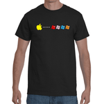 T-shirt Apple Pacman - Sheepbay