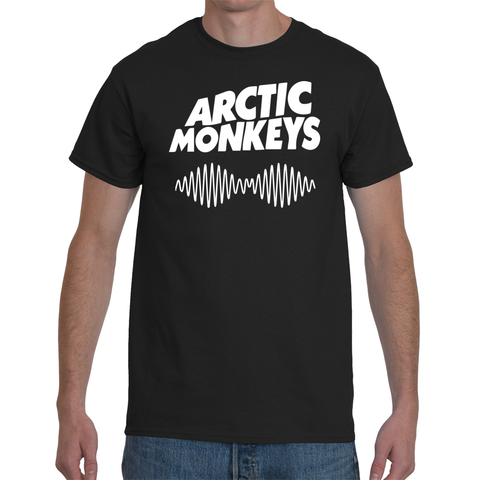 T-shirt Arctic Monkeys Logo - Sheepbay