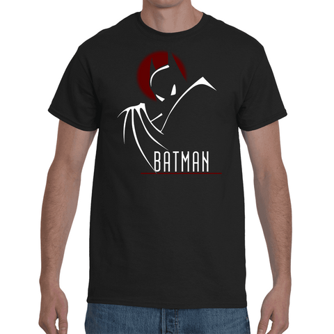 T-shirt Batman: The Animated Series - Sheepbay