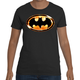T-shirt Batman Logo Vintage - Sheepbay