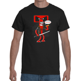 T-shirt Bender Deadpool - Sheepbay