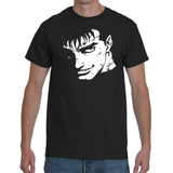 T-shirt Berserk Guts Face - Sheepbay
