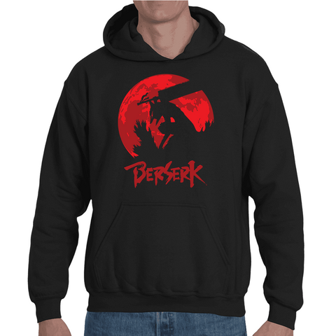 Hooded Sweatshirt Berserk Armor - Sheepbay