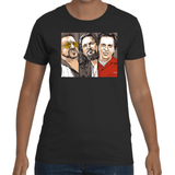 T-shirt The Big Lebowski Poster - Sheepbay