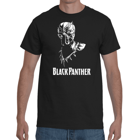 T-shirt Black Panther Logo - Sheepbay