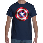 T-shirt Captain America Shield - Sheepbay