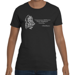 T-shirt Star Wars Chewbacca quote - Sheepbay