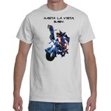 T-shirt Crash Bandicoot Hasta La Vista baby - Sheepbay