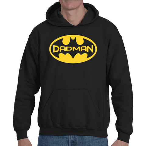 Sweatshirt Dad Man parody Batman - Sheepbay