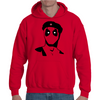 Hooded Sweatshirt Deadpool Che Guevara - Sheepbay