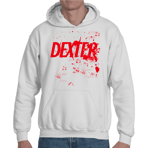 Hooded Sweatshirt Dexter Blood - Sheepbay