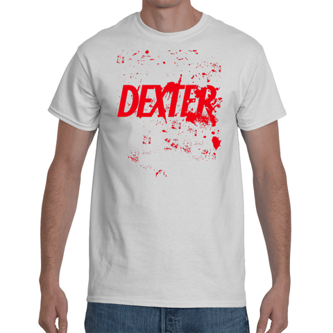 T-shirt Dexter Blood - Sheepbay