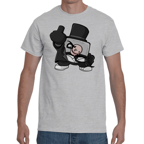 T-shirt Super Meat Boy - Dr Foetus - Sheepbay