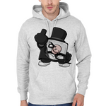 Hooded Sweatshirt Super Meat Boy - Dr Foetus - Sheepbay