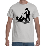 T-shirt Dragon Ball Reservoir Dogs - Sheepbay