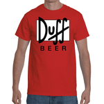 T-shirt Simpsons Duff Beer - Sheepbay