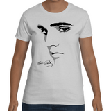 T-shirt Elvis Presley The King of Rock and Roll - Sheepbay
