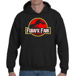 Hooded Sweatshirt Furafic Fark