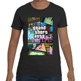T-shirt Futurama GTA - Sheepbay