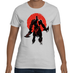T-Shirt God Of War - Kratos Shadow - Sheepbay