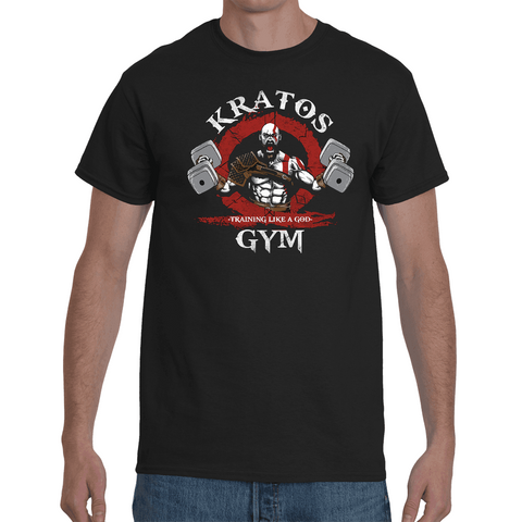 T-Shirt God Of War - Training To Be A God - Sheepbay