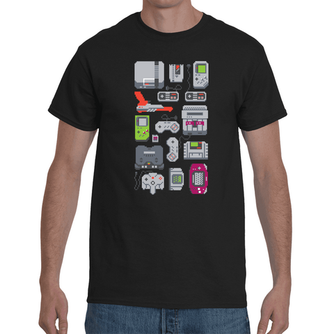 T-shirt Gamepads - Sheepbay