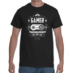 T-shirt Gamer 1990 - Sheepbay