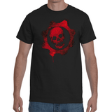 T-shirt Gears Of War Logo - Sheepbay